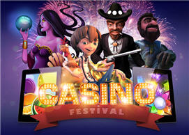 casino maxi festival freespin kampanyası